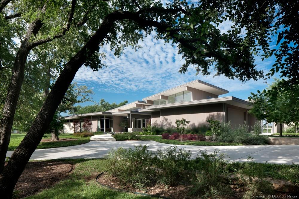 Norman D. Ward Designed Modern Residence