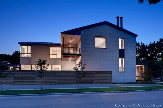 Modern Residence Designed by Architect Marc McCollom - House of Three Rooms