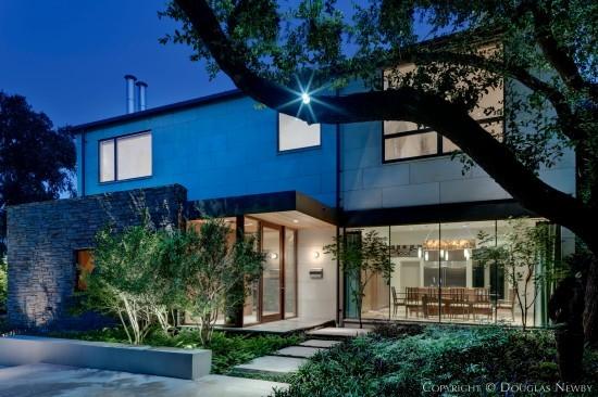 Marc McCollom Designed Modern Residence