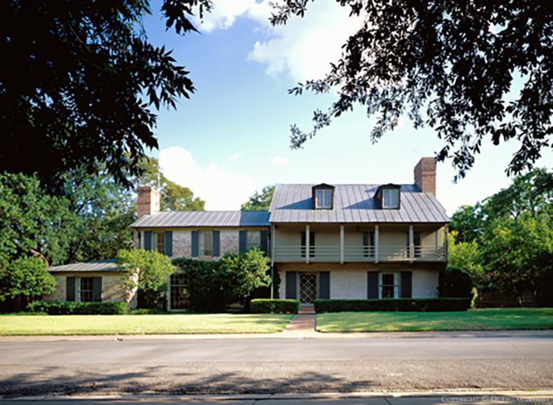Modern Architecture Dallas retired architects, dallas and regional