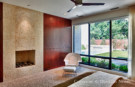 Interior of Preston Hollow Modern Home