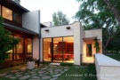 Modern Designed Landscape in Preston Hollow