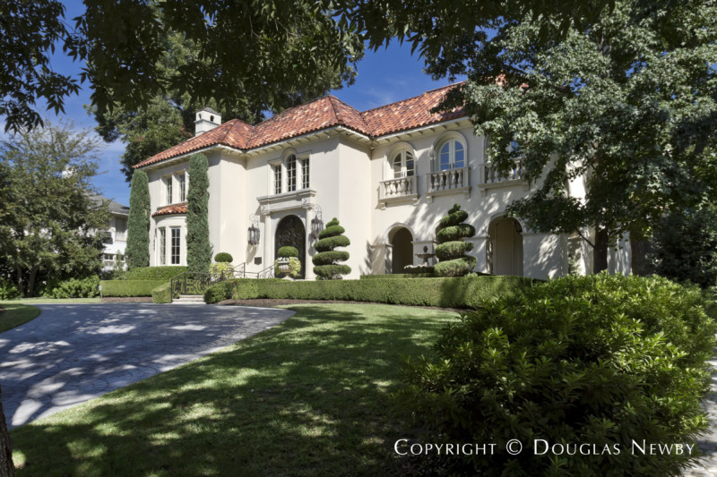Architecturally And Historically Significant Homes In Highland Park