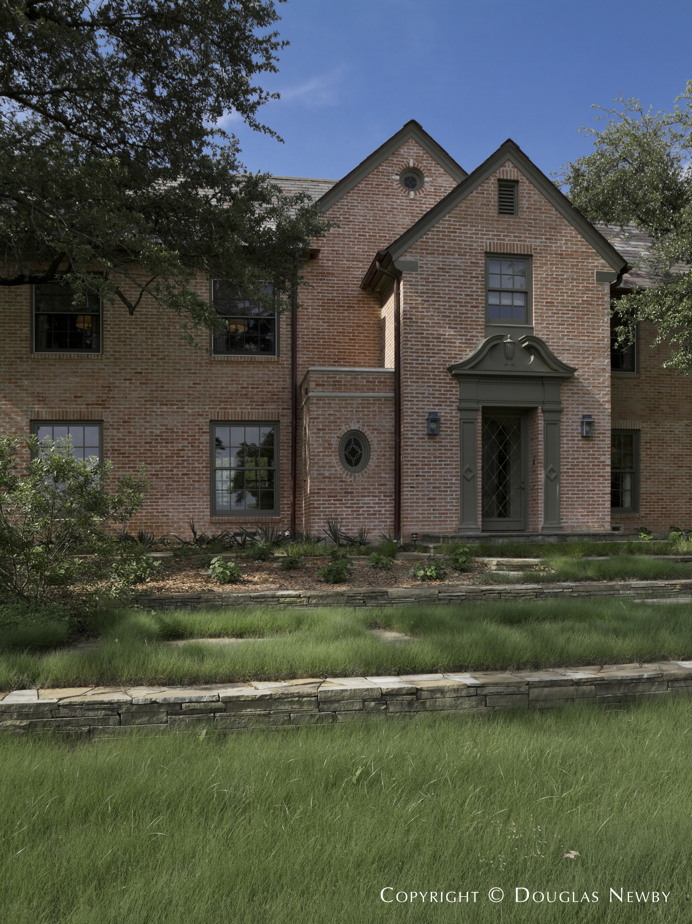 Renovated Hassie Hunt Original Home David Hocker Landscape Design