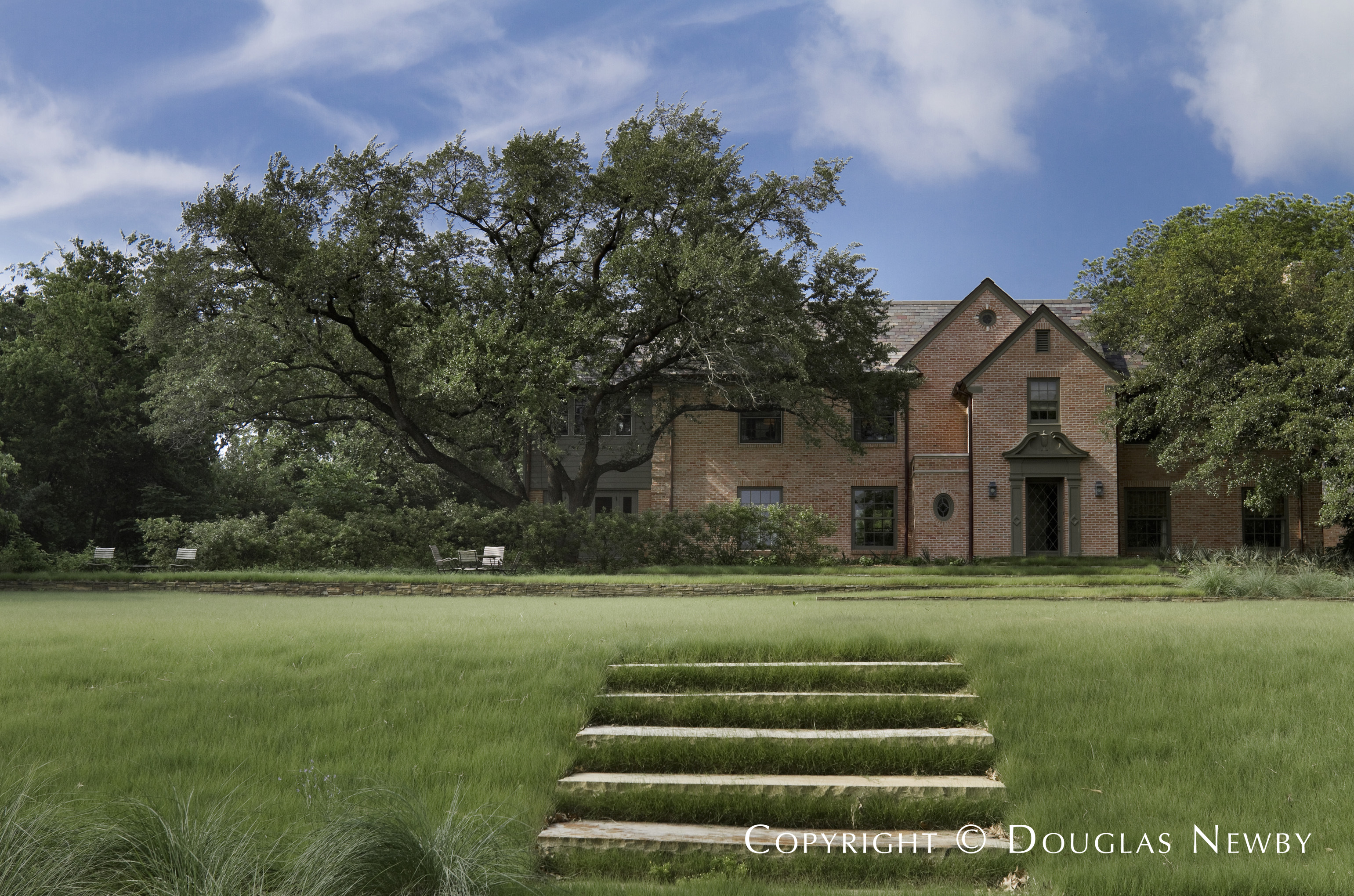 White Rock Lake Real Estate on 3.9 Acres