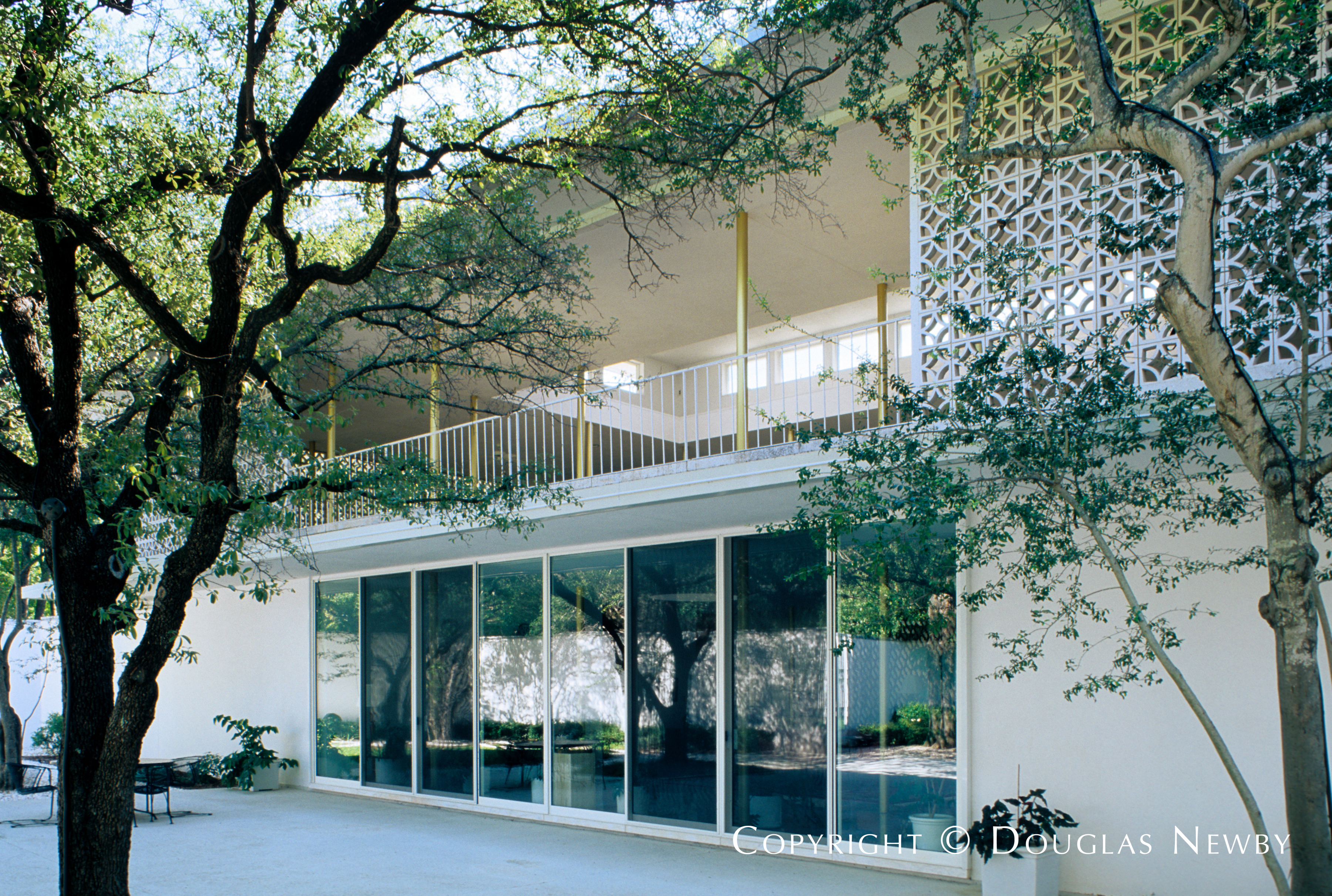 Edward Durell Stone Designed Home