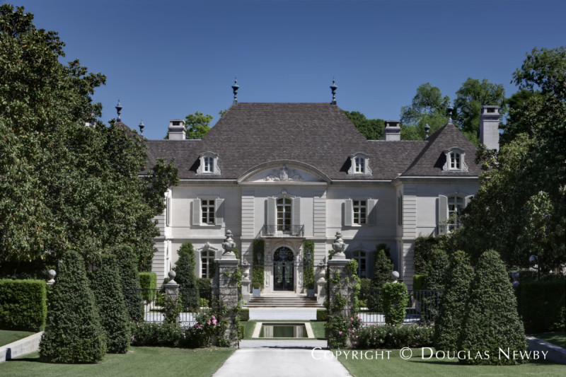 Preston Hollow Estate Home
