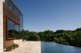 Architect Graham Greene Designed Home Overlooking Pool, Property, and Nature Preserve