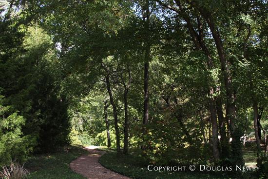 Wooded Area on Glen Abbey Estate