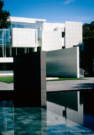 Architect Richard Meier Designed Modern Home