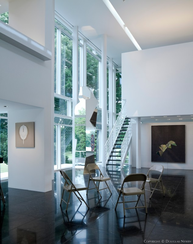 Preston hollow modern real estate on acres photograph 16087 - Newby house interiors ...