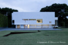 Richard Meier Modern Home built in the 1990s