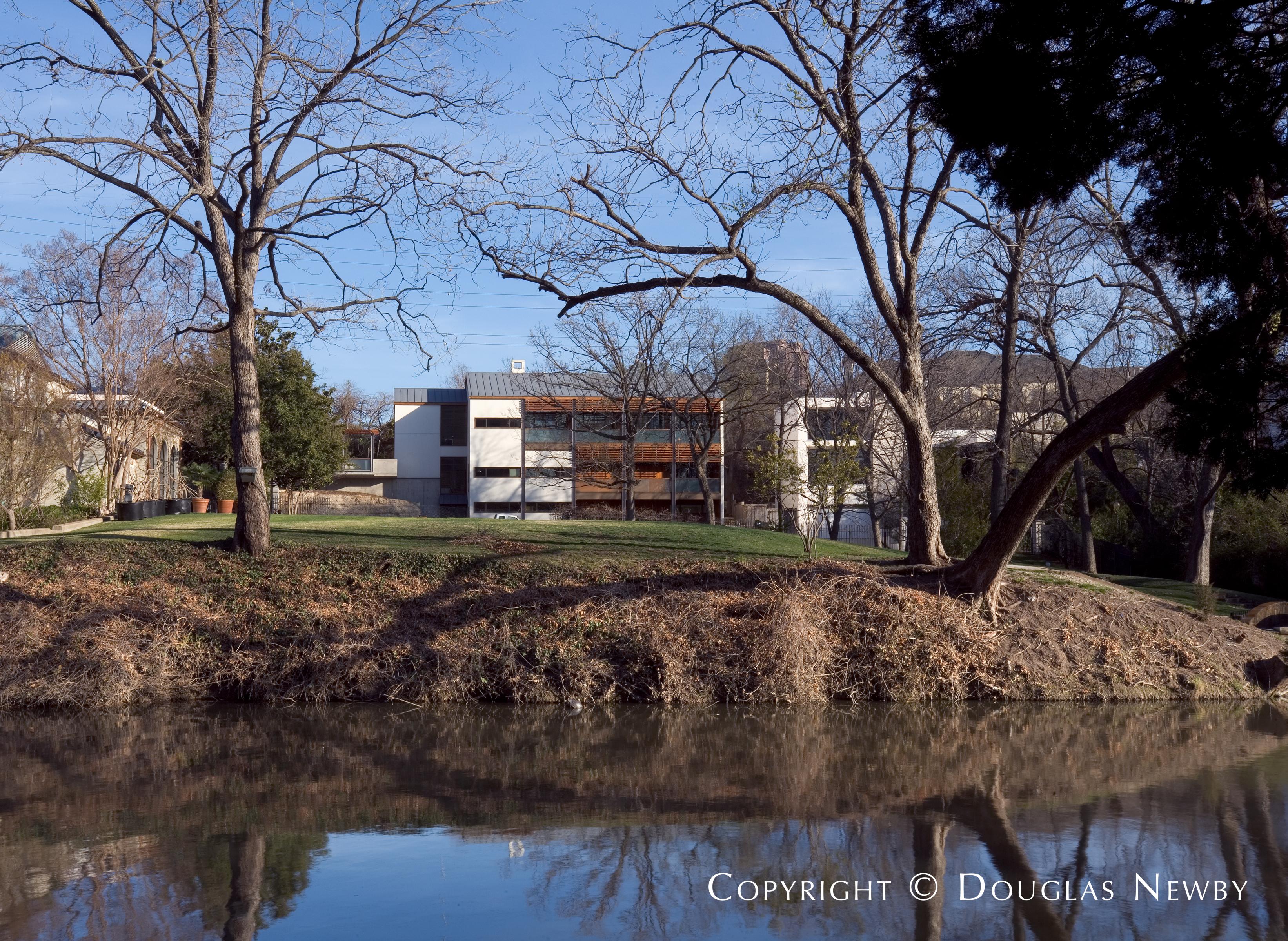 Turtle Creek Park Modern Home