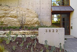 Turtle Creek Corridor Modern Home