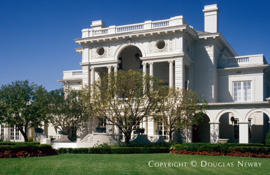Significant Beaux Arts Estate Home Designed by Architect Herbert M. Greene - 4101 Beverly Drive