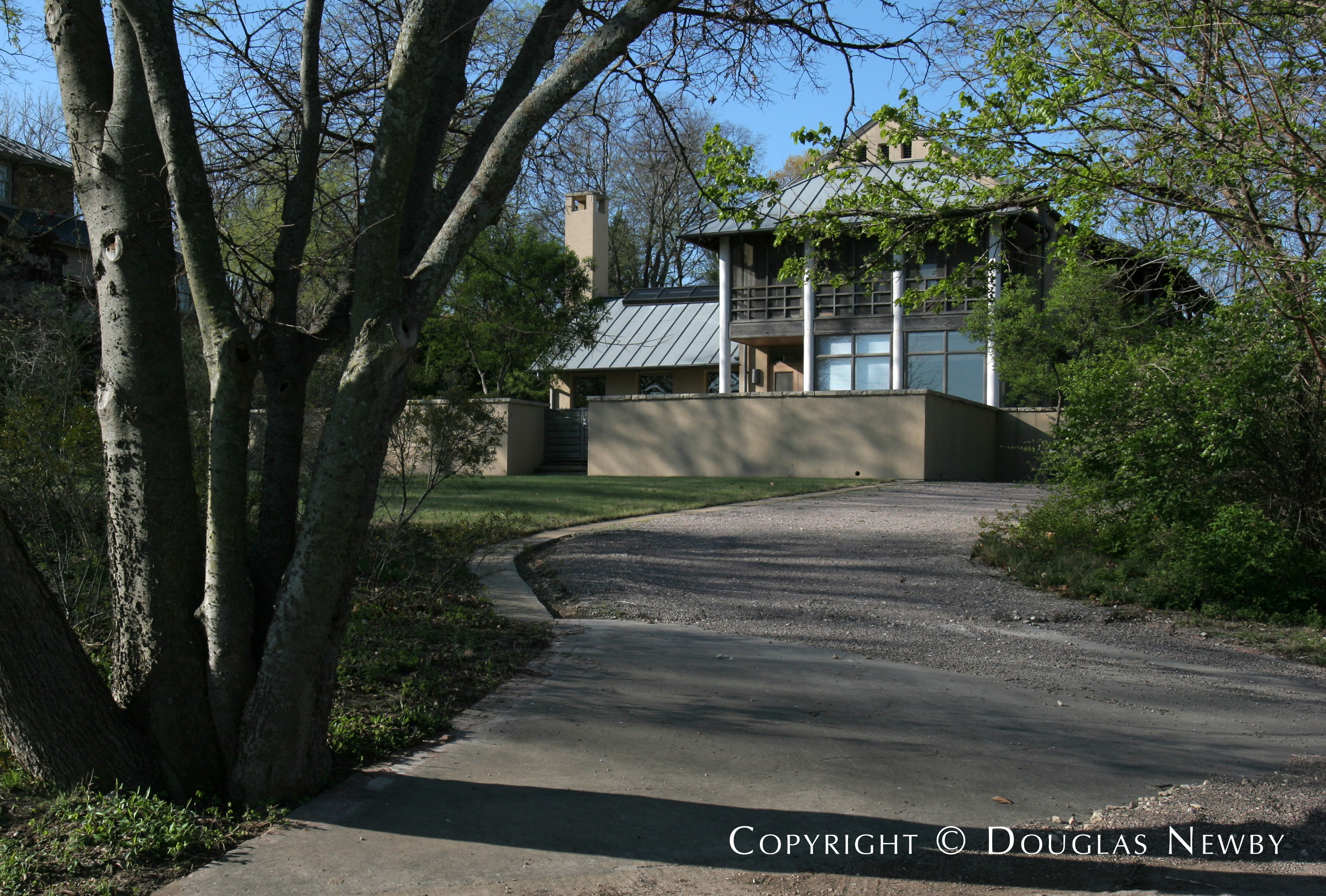 White Rock Lake Real Estate on 1.68 Acres