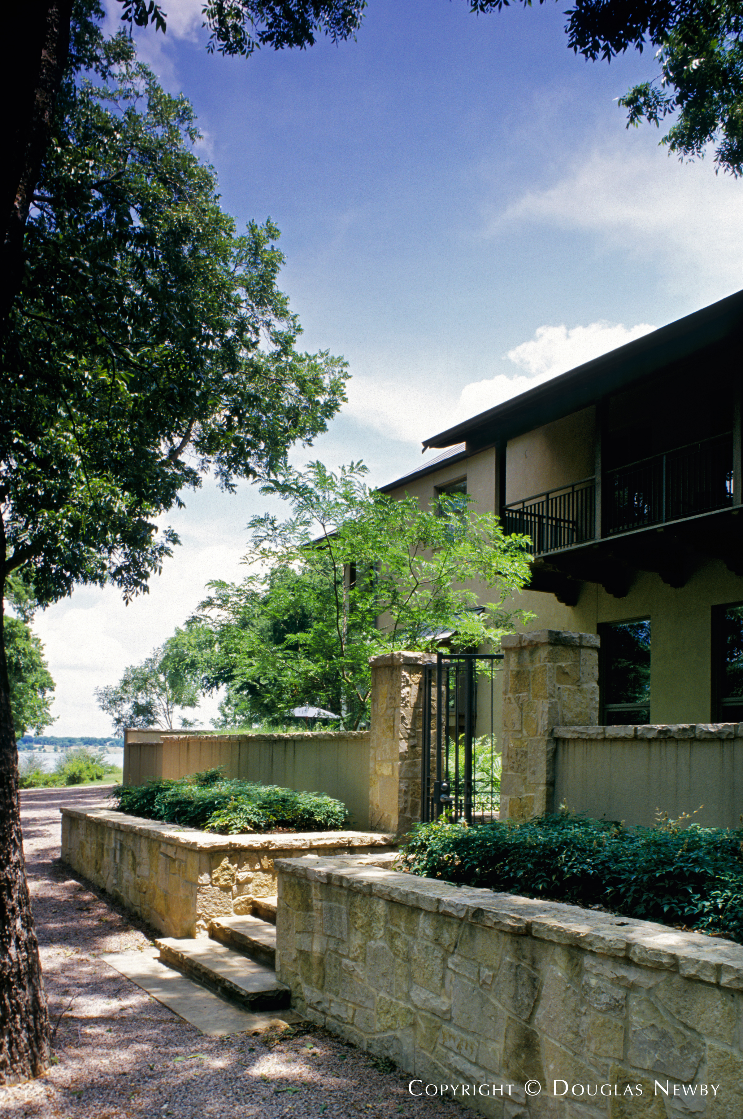 Architect Frank Welch Designed Home in White Rock Lake
