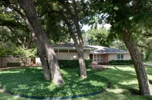 Mid-Century Modern Real Estate in Far North Dallas