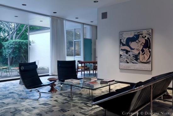 The Style of Philip Jonhson - Glenn Allen Galaway