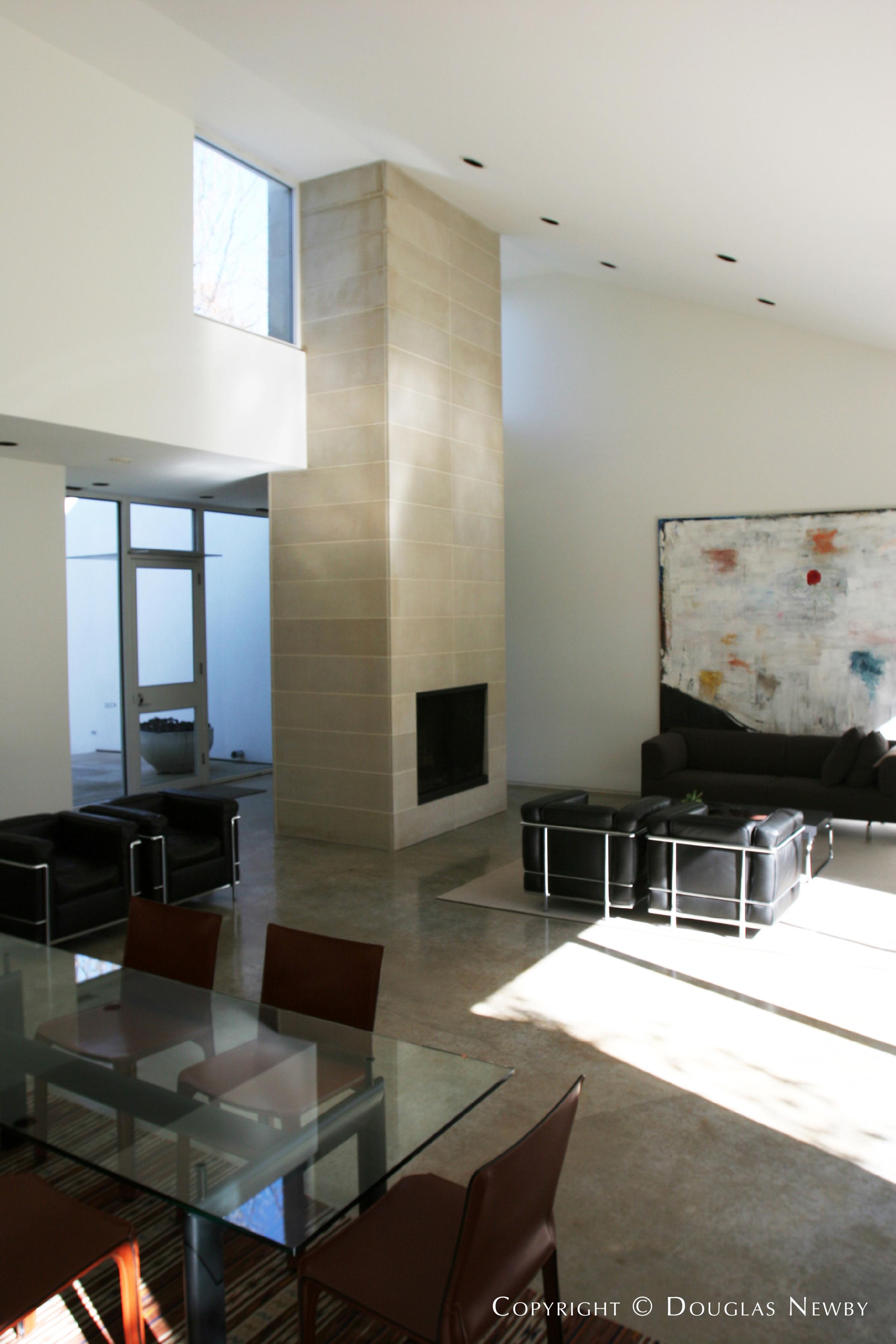 Architect Lionel Morrison Designed Modern Home