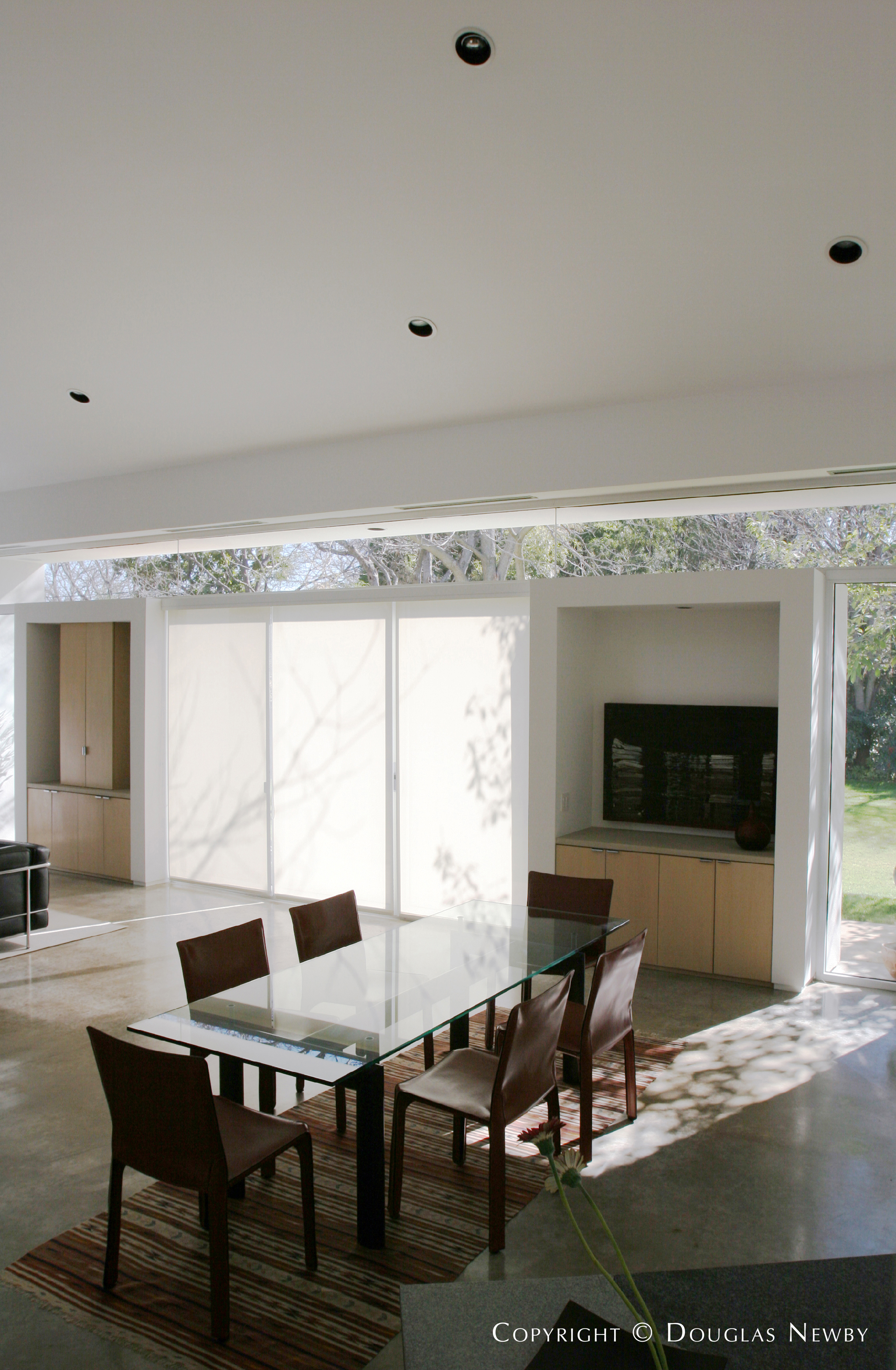 Lionel Morrison Designed Home in Maywood Estates