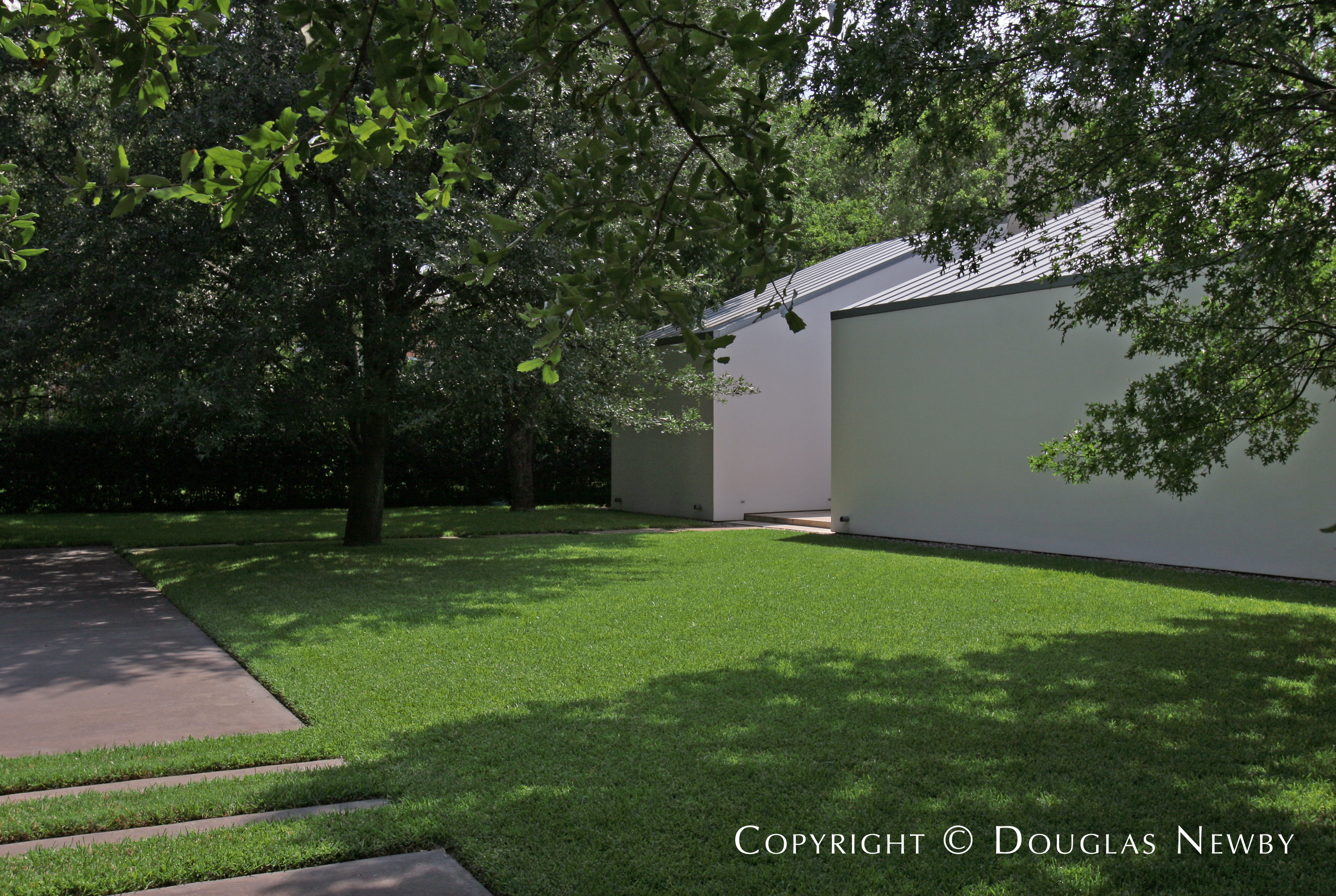 Lionel Morrison Modern Home built in the 1990s