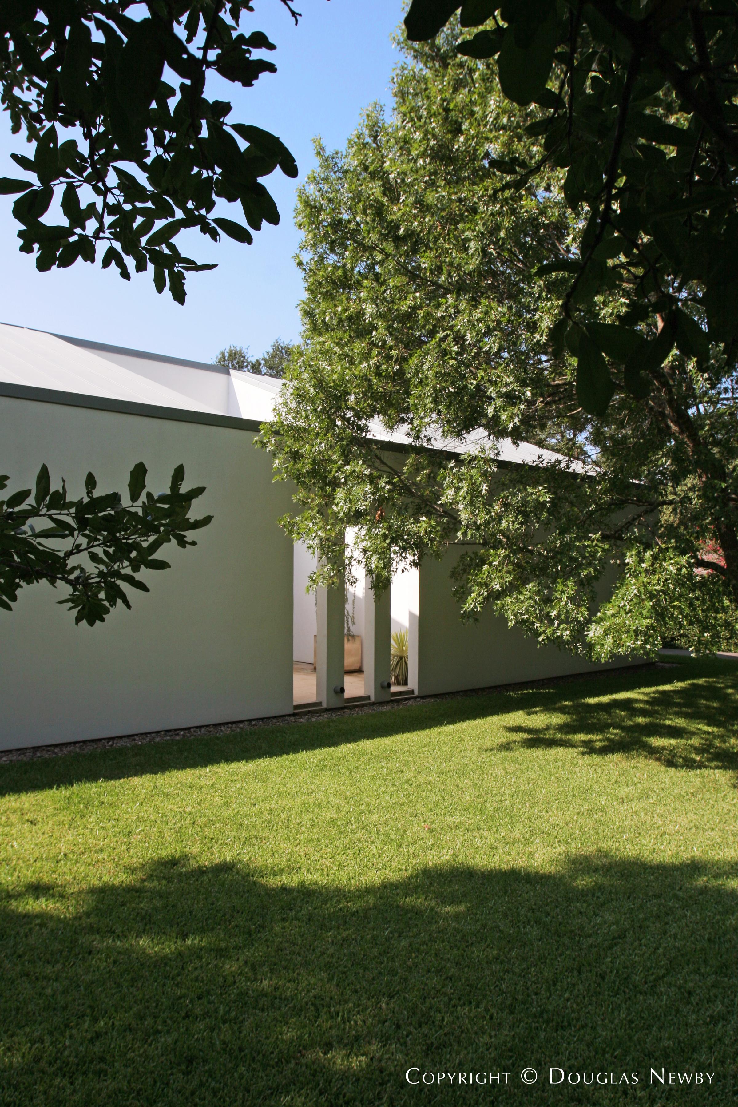Lionel Morrison Designed Home
