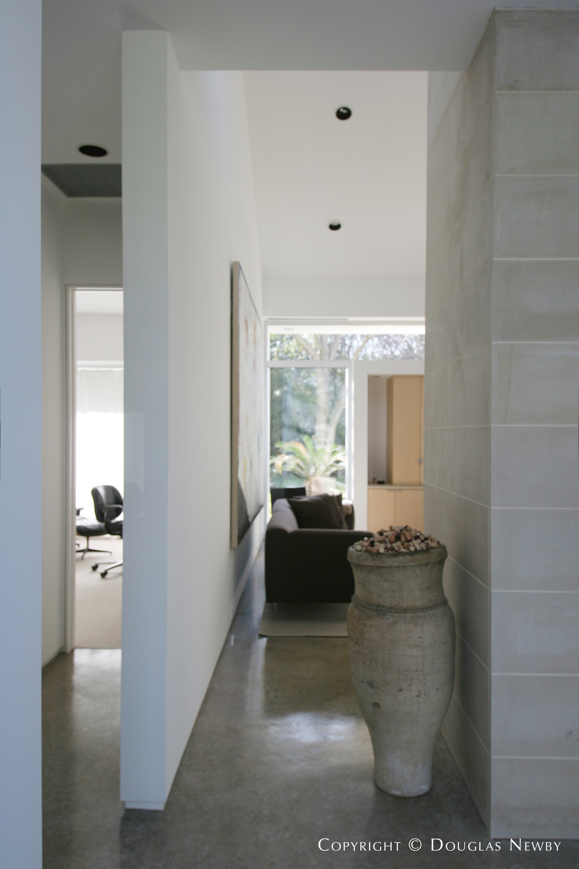 Architect Lionel Morrison Designed Modern Home in Preston Hollow