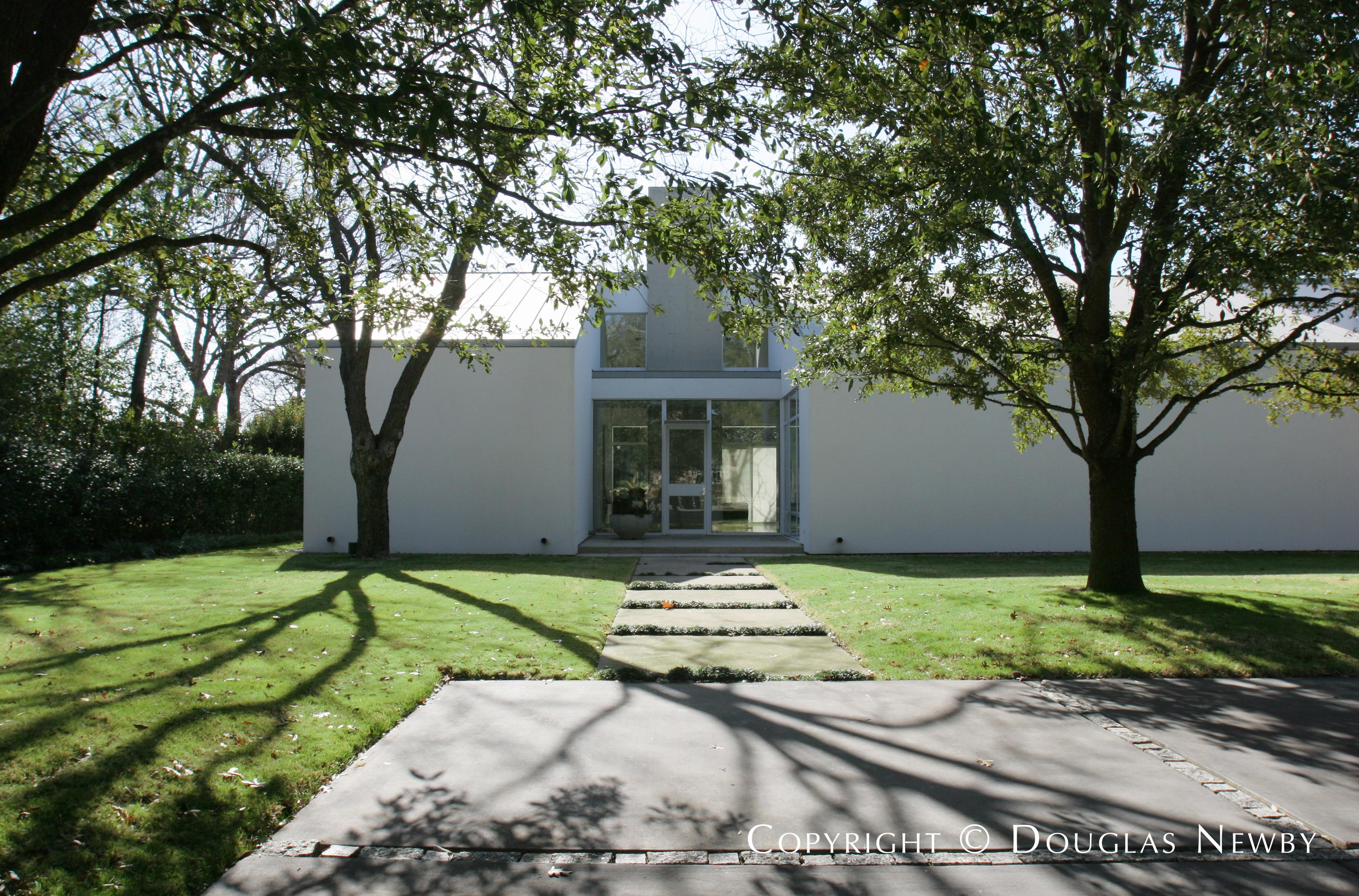 Architect Lionel Morrison Designed Home