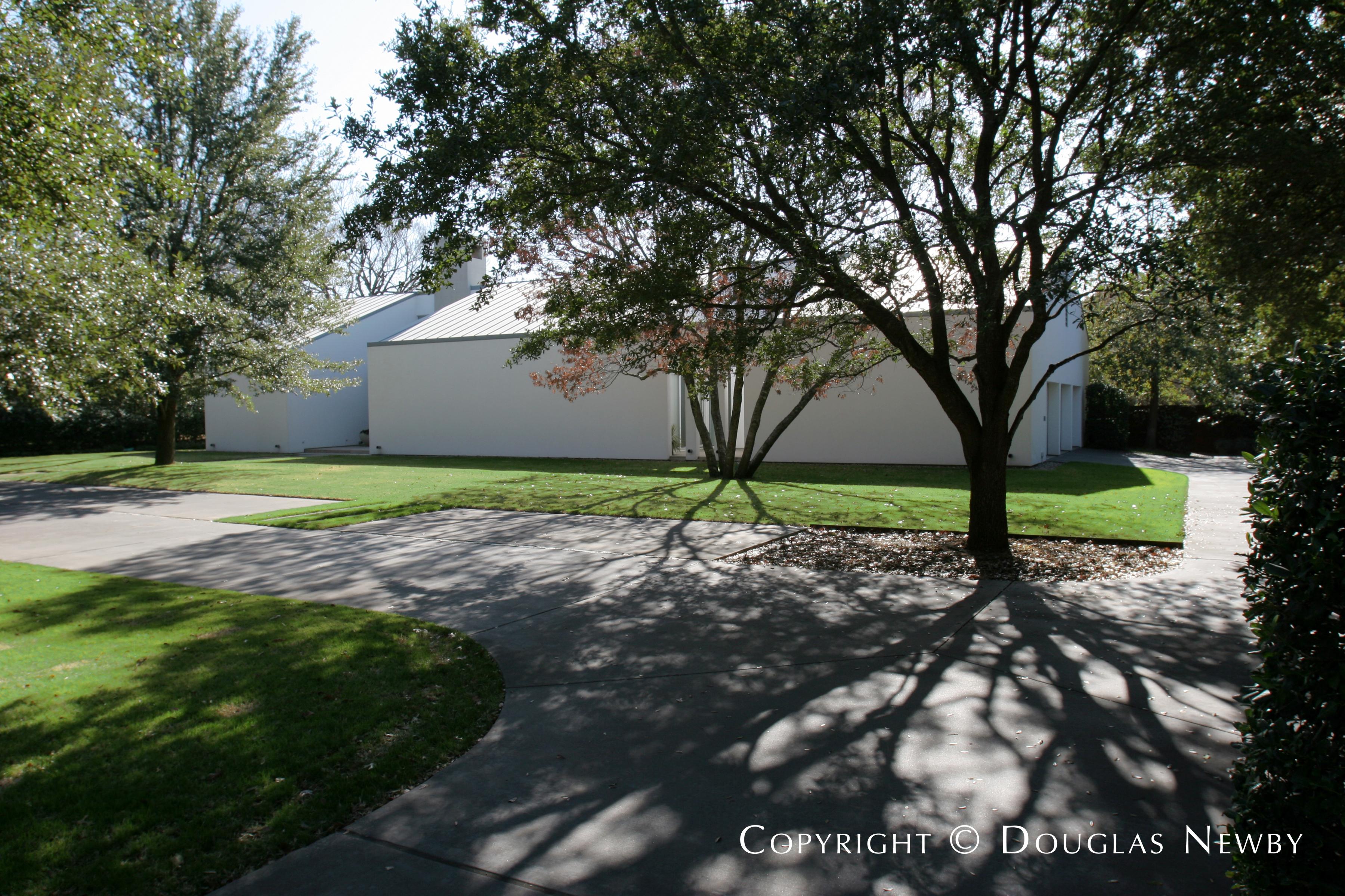 Dallas, Texas Modern Home