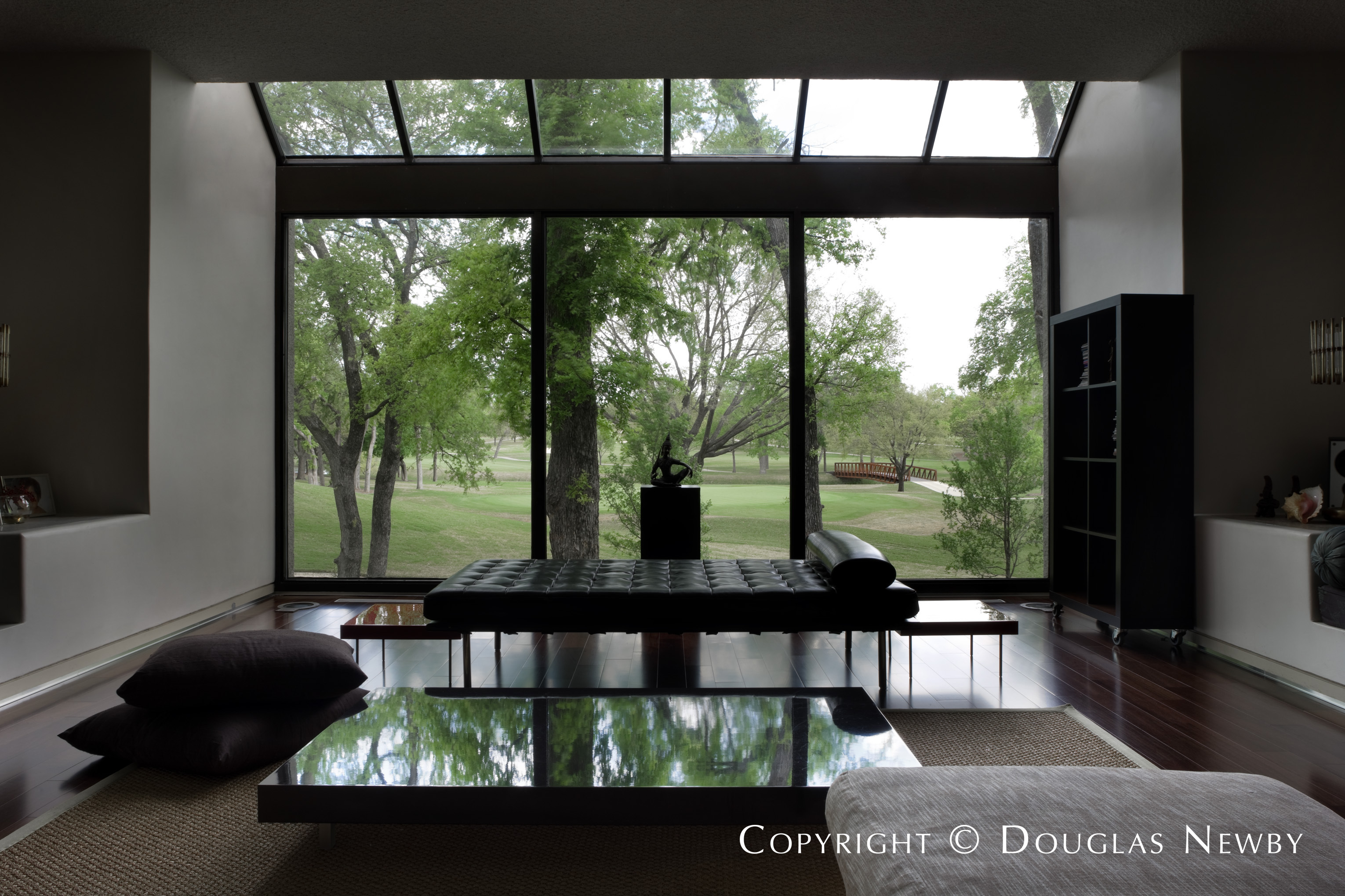 Bent Tree Modern Home sitting on 1.079 Acres