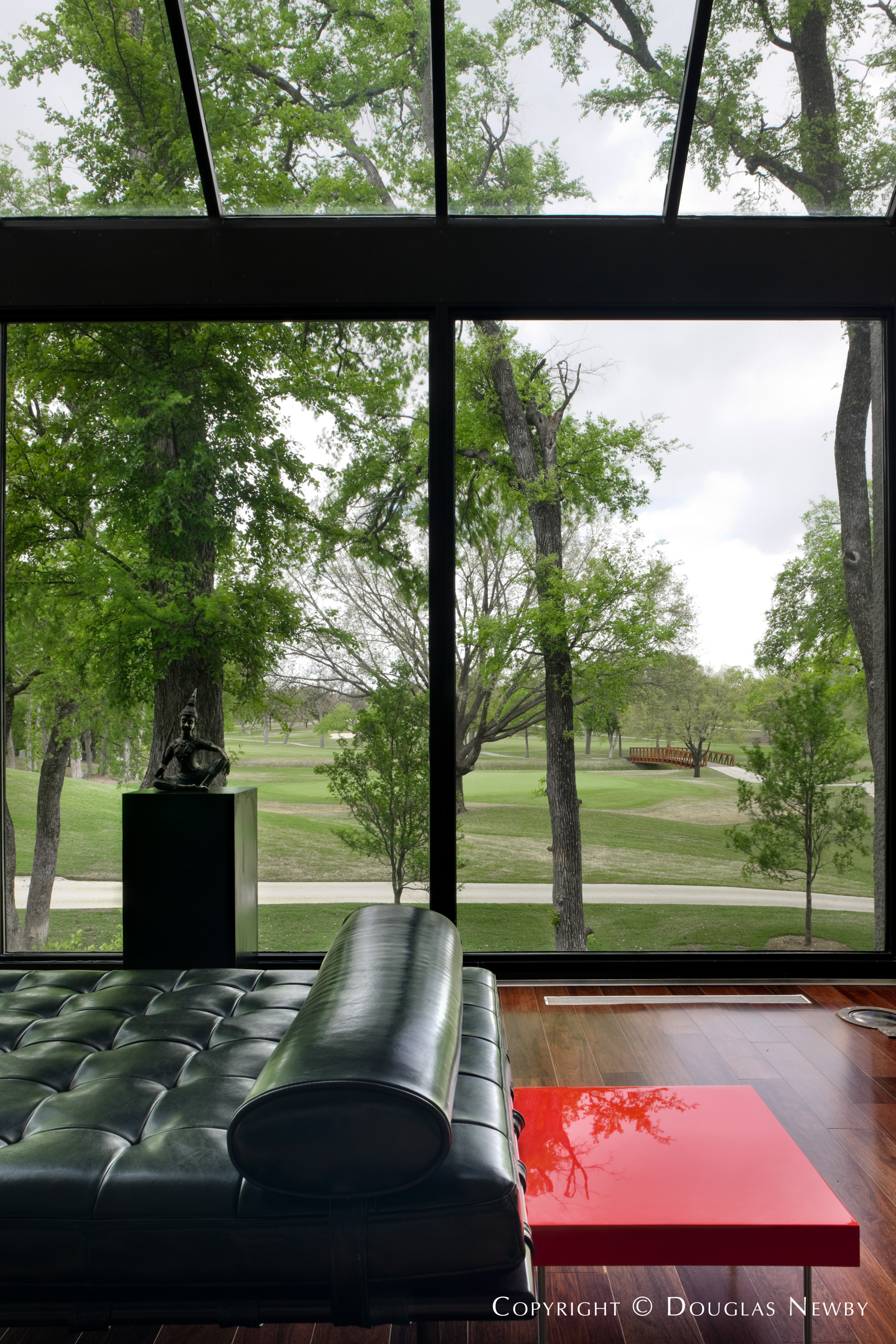 Architect Frank Welch Designed Home in Bent Tree