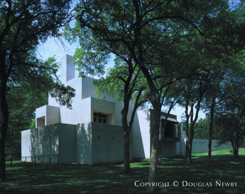 Architect Frank Welch Designed Home