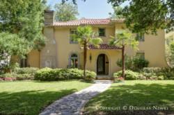 4421 Beverly Drive Highland Park, Texas