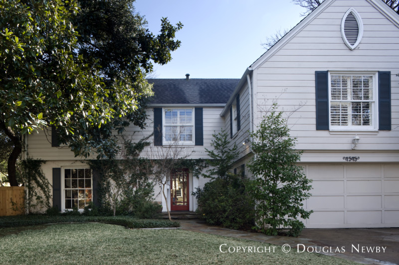 4545 Bordeaux Avenue, Dallas, Texas 75205