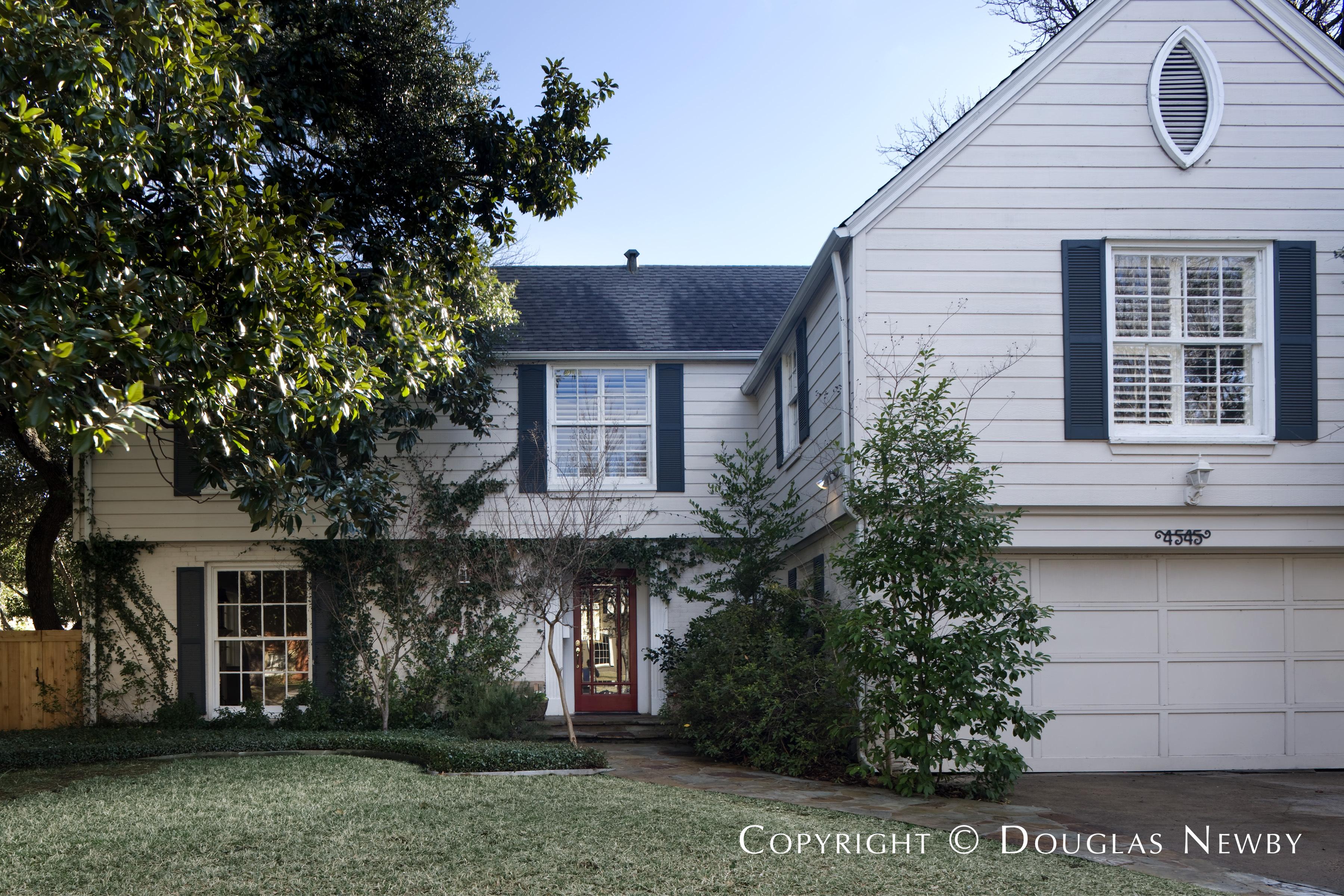 4545 Bordeaux Avenue, Dallas, Texas 75205