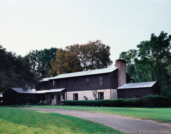 Significant Early Texas Modern Home Designed by Architect Wilson McClure - 4735 Chapel Hill Road