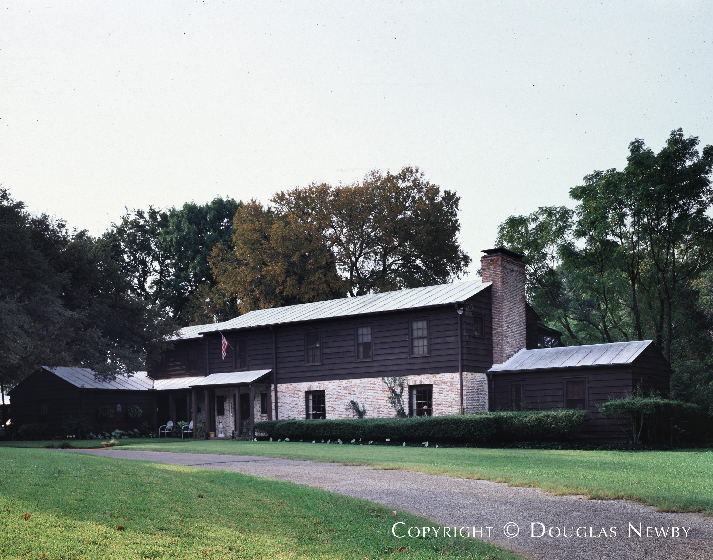 White Rock Lake Texas Modern Home