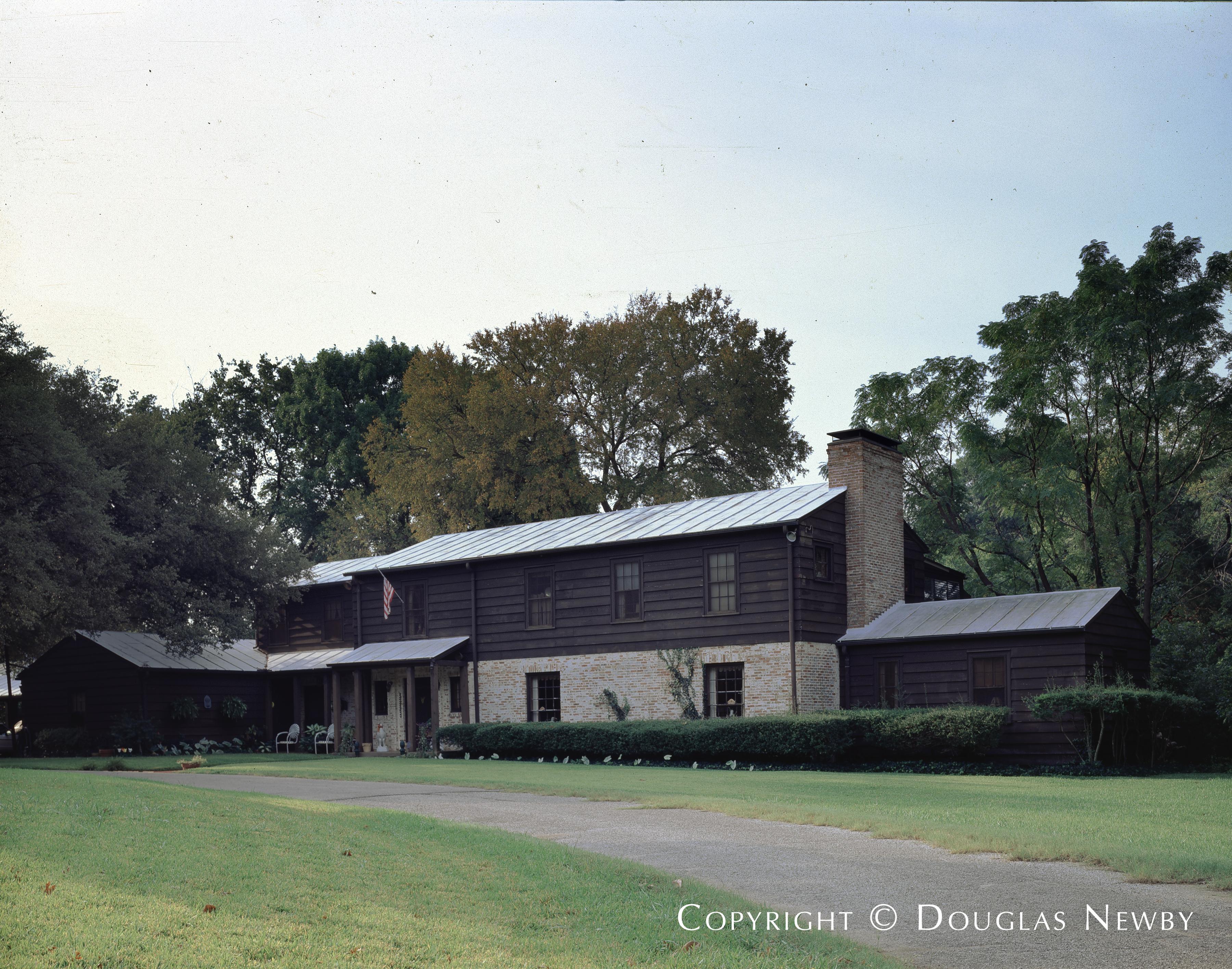 Texas Modern Real Estate in White Rock Lake