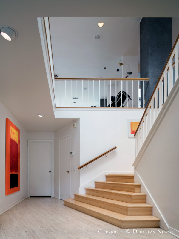 Architect Bill Booziotis Designed Renovated Home