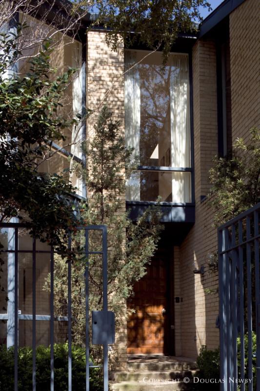 Architect Bill Booziotis Designed Renovated Home