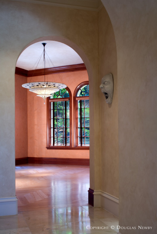 Cochran Chapel Home