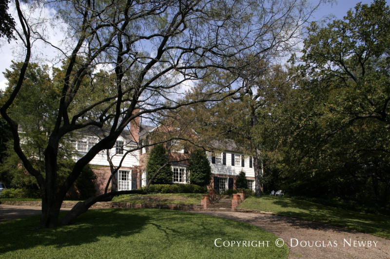Architect Howard R. Meyer Designed Historic Home in Bluffview Area