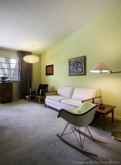 Mid century home at 5848 colhurst street dallas texas for Mid century modern homes dallas