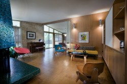 Architect William Benson Designed Home in Preston Hollow