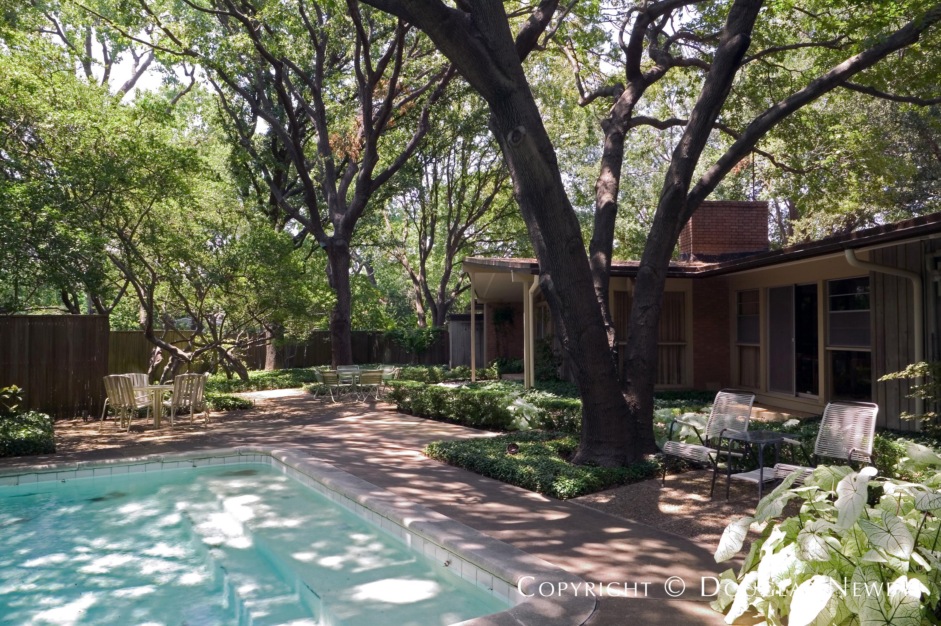 William Benson Designed Home