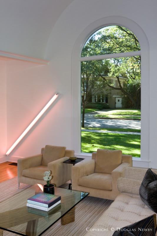 Highland Park Modern Real Estate on 0.22 Acres