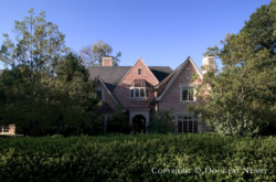 Preston Hollow Home sitting on 1 Acres
