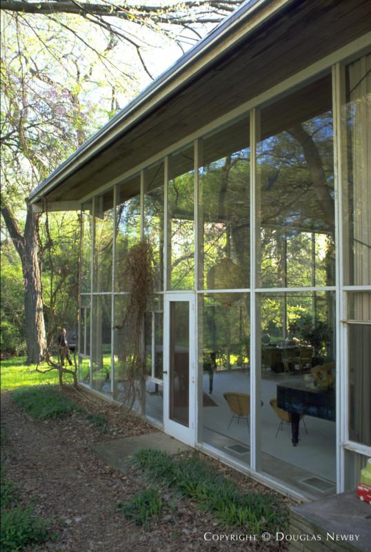 Hackberry Creek Acreage of Old Highland Park Home