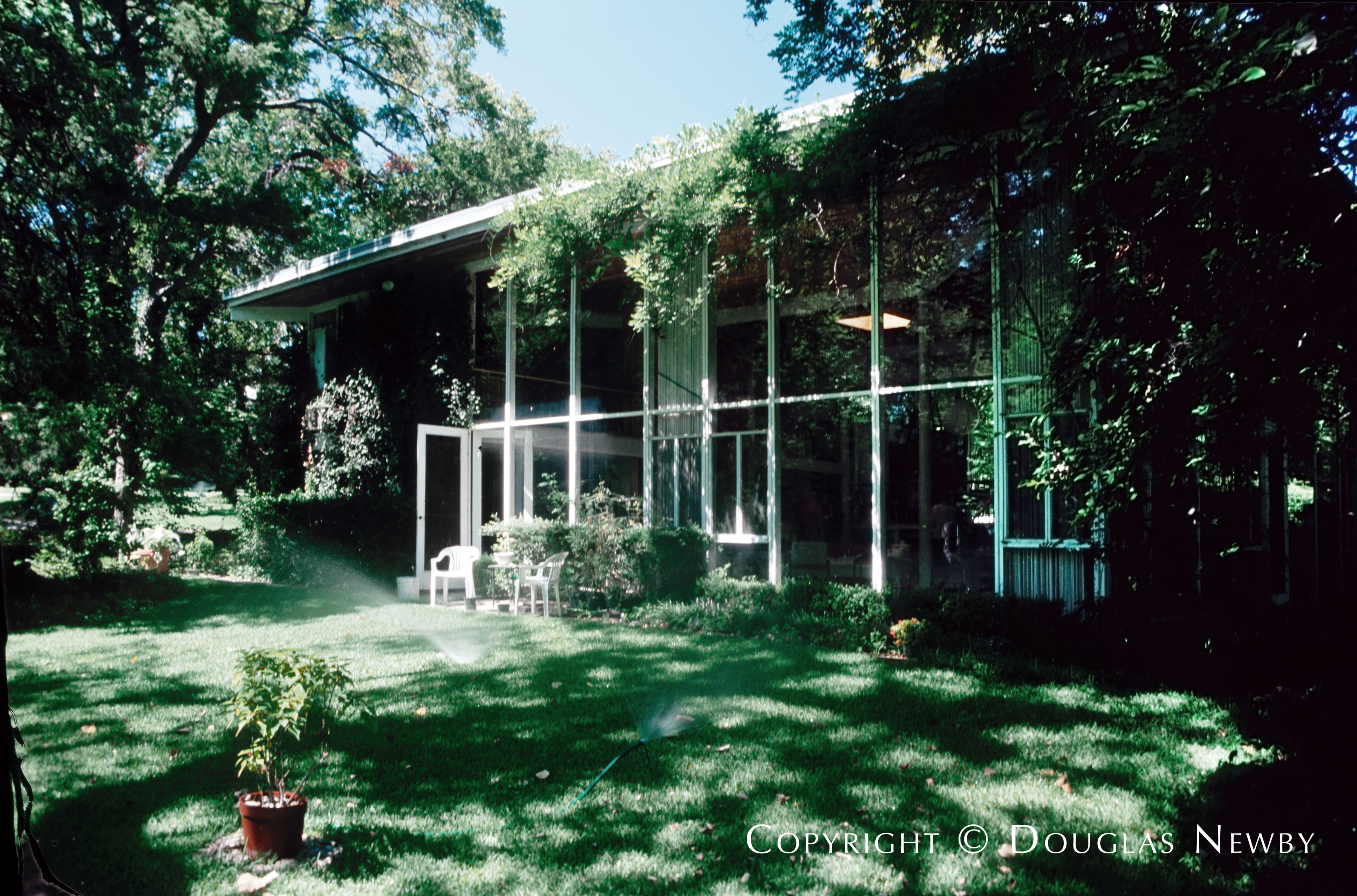 Architect Jim Wiley Designed Home